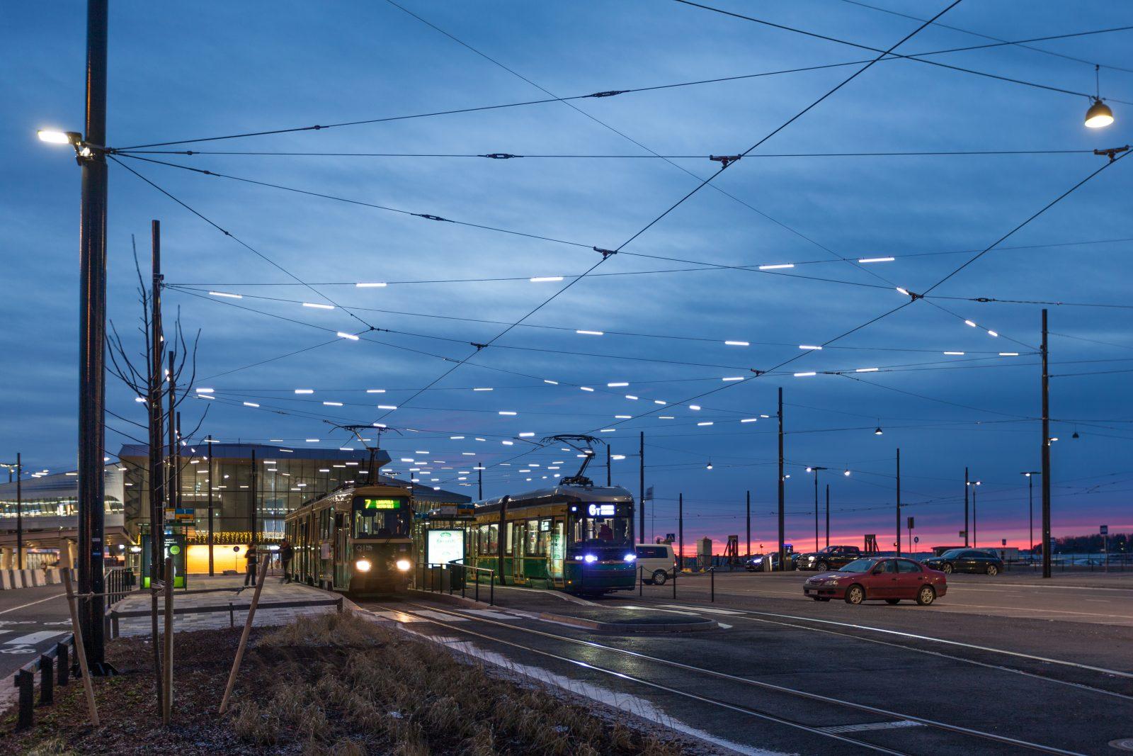 Länsi-satama Helsingissä