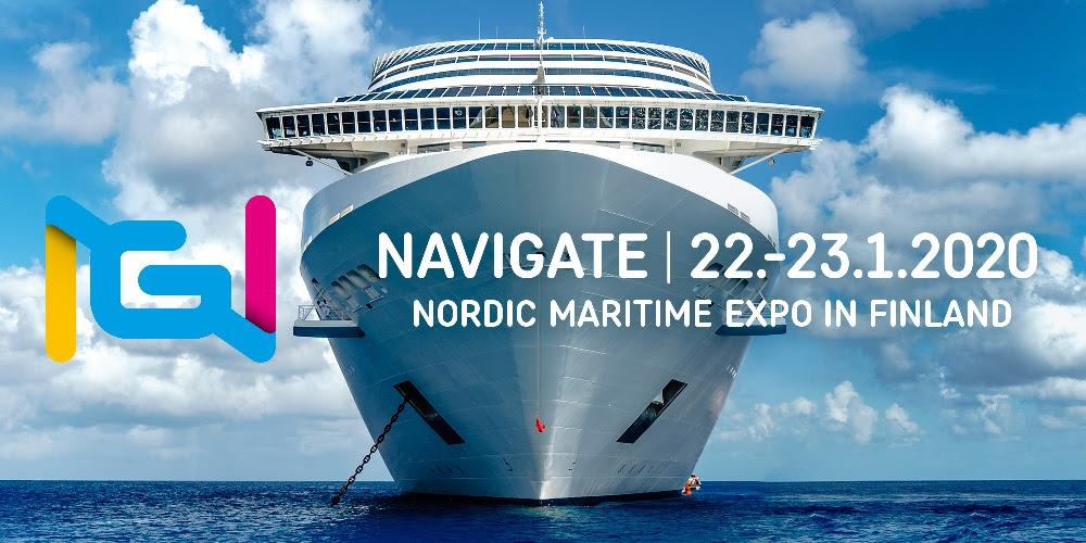 Nylund on mukana Navigate2020 -messuilla