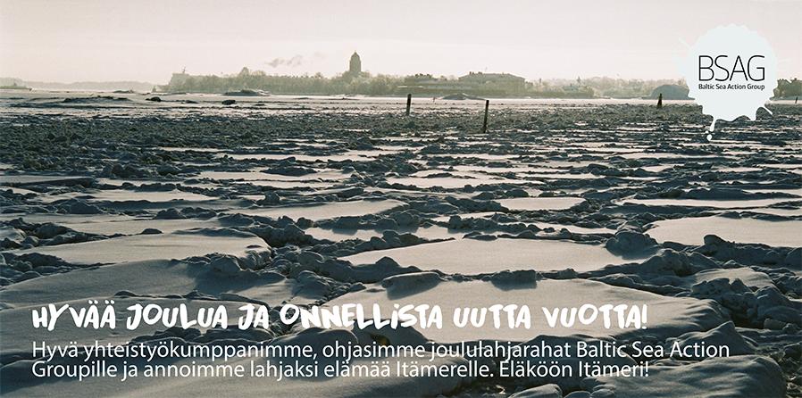 Itämeren suojelu